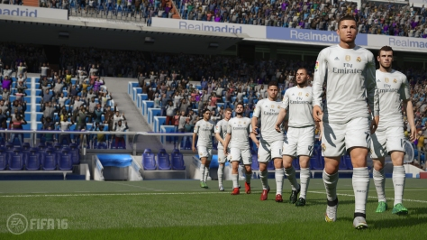 FIFA16 Real Madrid