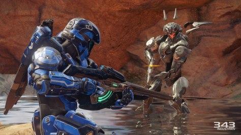 Blue Spartan Promethean