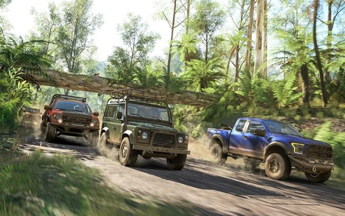 Review: Forza Horizon 3